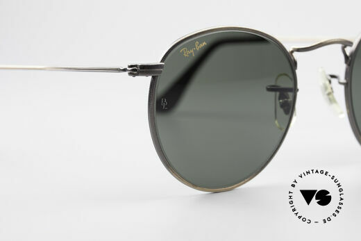 Ray Ban Round Metal 47 Small Round Vintage Shades