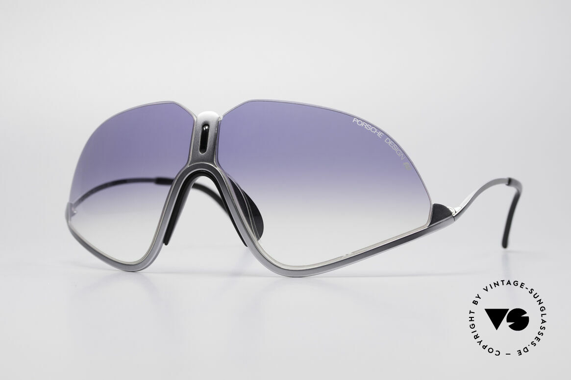 Porsche 5630 Designer Sports Shades 90's, rare Porsche Design sunglasses from the early 1990's, Made for Men