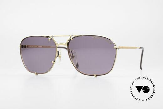 571ea06c7d8 Porsche 5647 Classic Vintage 90s Sunglasses Details