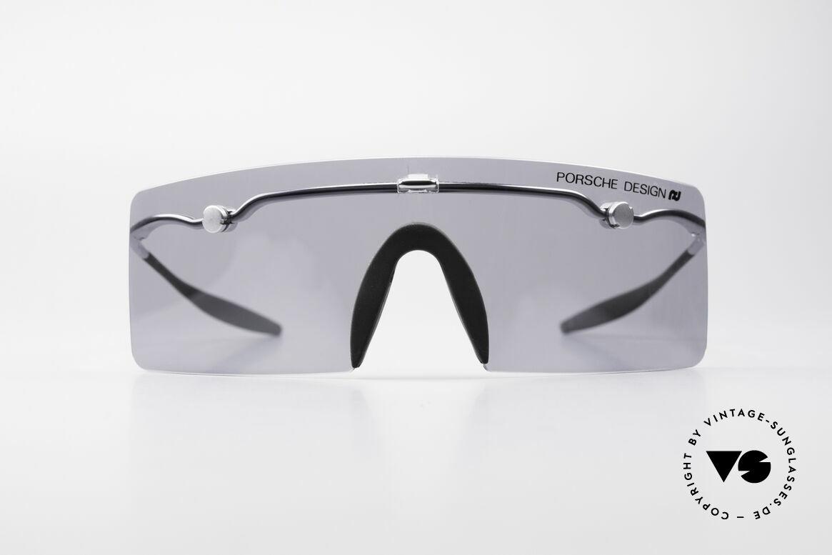 Porsche 5693 F09 Flat Shades Silver Mirrored, Porsche Design by Carrera 5693 70 6200 'S' F0.9 Glasses, Made for Men