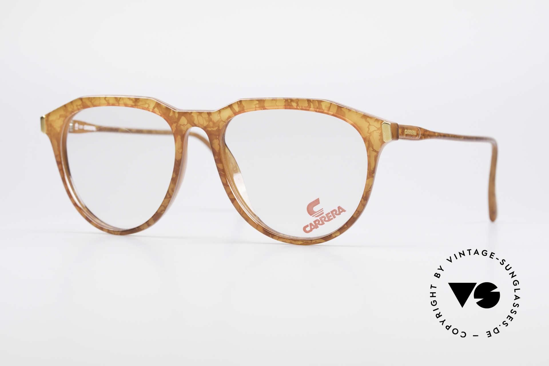 Carrera 5361 90's Panto Eyeglasses Optyl, vintage CARRERA panto eyeglasses from the 90's, Made for Men