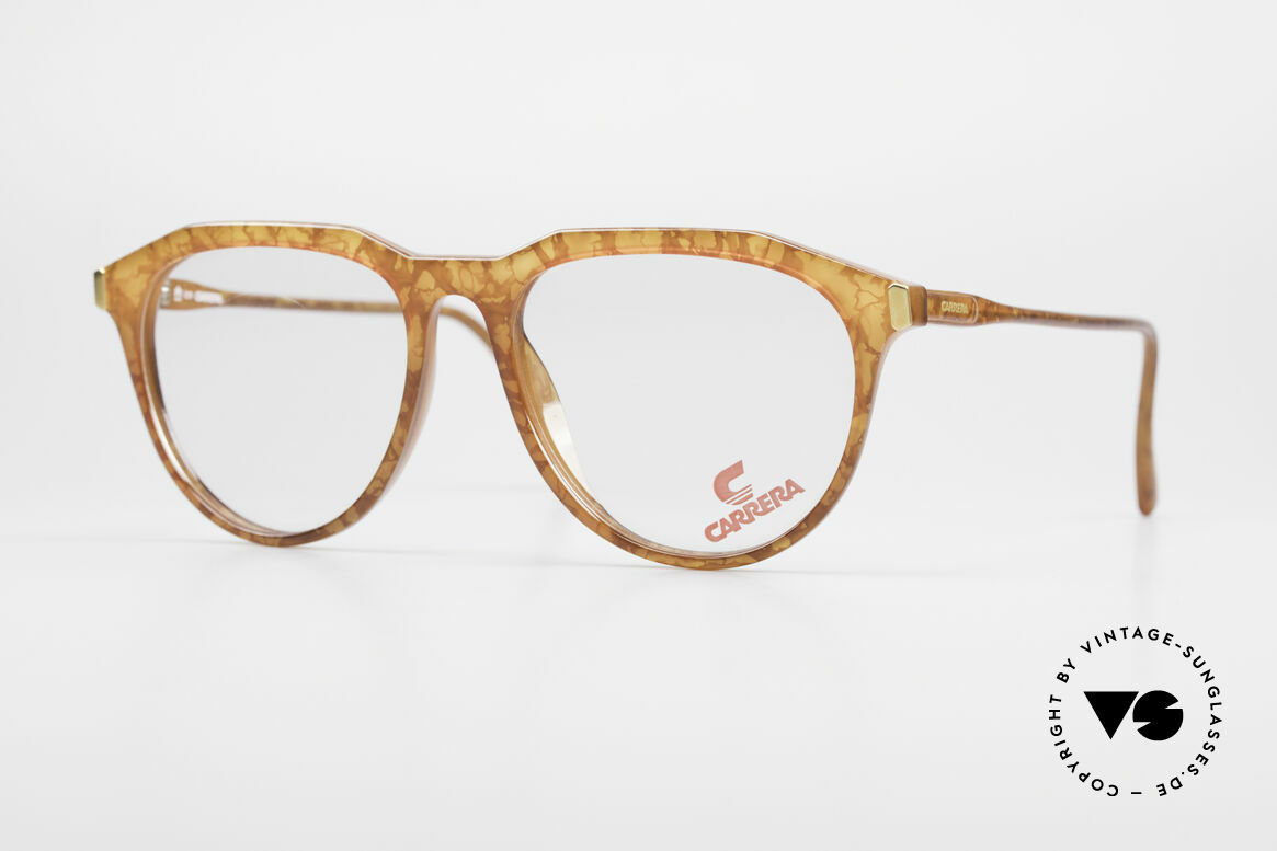 Carrera 5361 90's Panto Eyeglasses Optyl, vintage CARRERA panto eyeglasses from the 90's, Made for Men