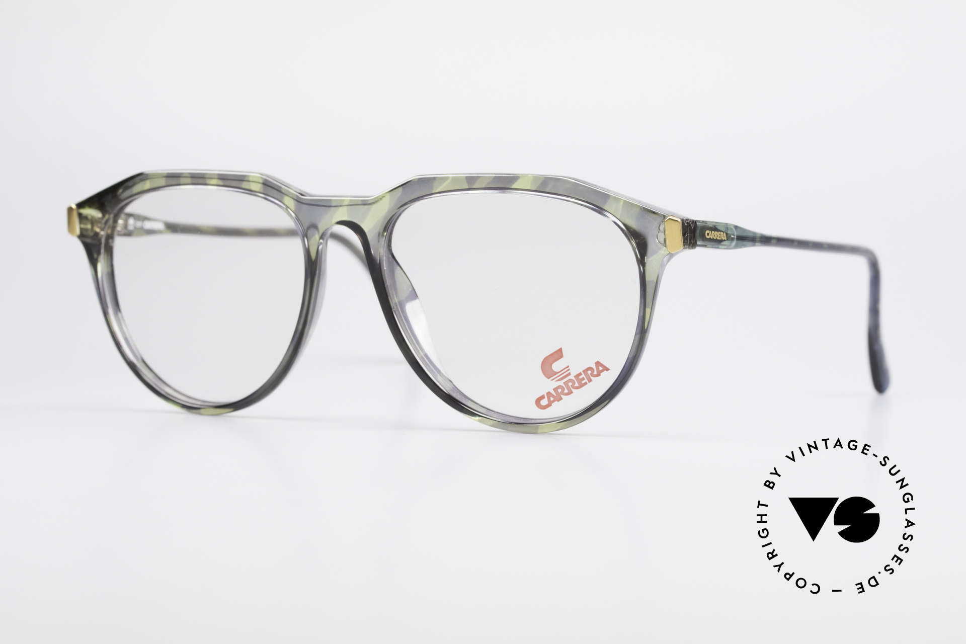Carrera 5361 90's Optyl Panto Eyeglasses, vintage CARRERA panto eyeglasses from the 90's, Made for Men