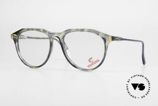 Carrera 5361 90's Optyl Panto Eyeglasses Details