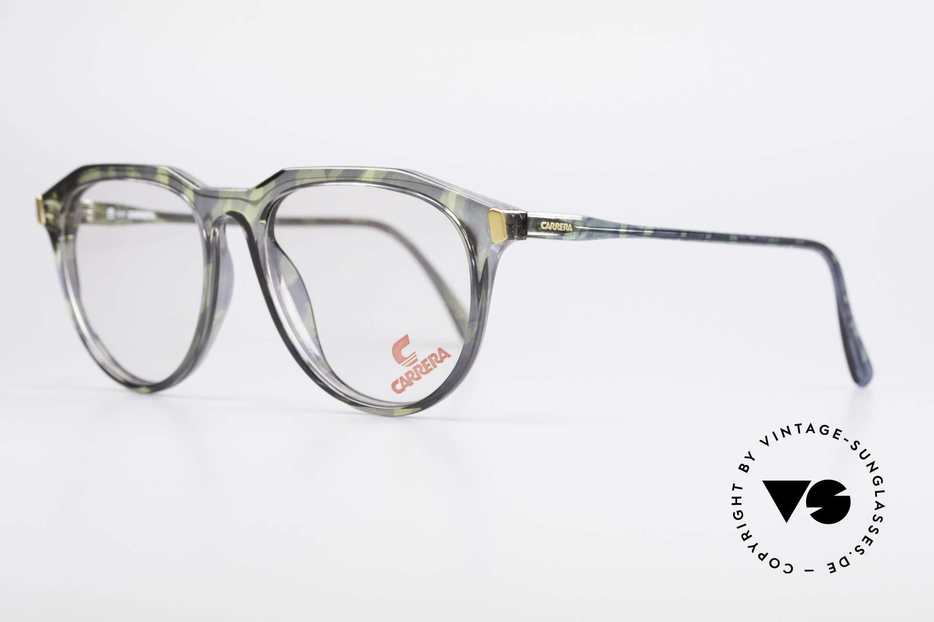 Carrera 5361 90's Optyl Panto Eyeglasses, lightweight & thus accordingly pleasant to wear, Made for Men