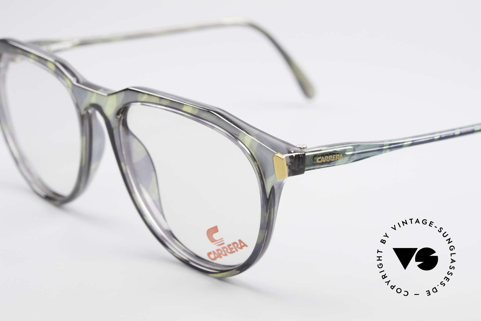 Carrera 5361 90's Optyl Panto Eyeglasses, incredible OPTYL material does not seem to age!, Made for Men