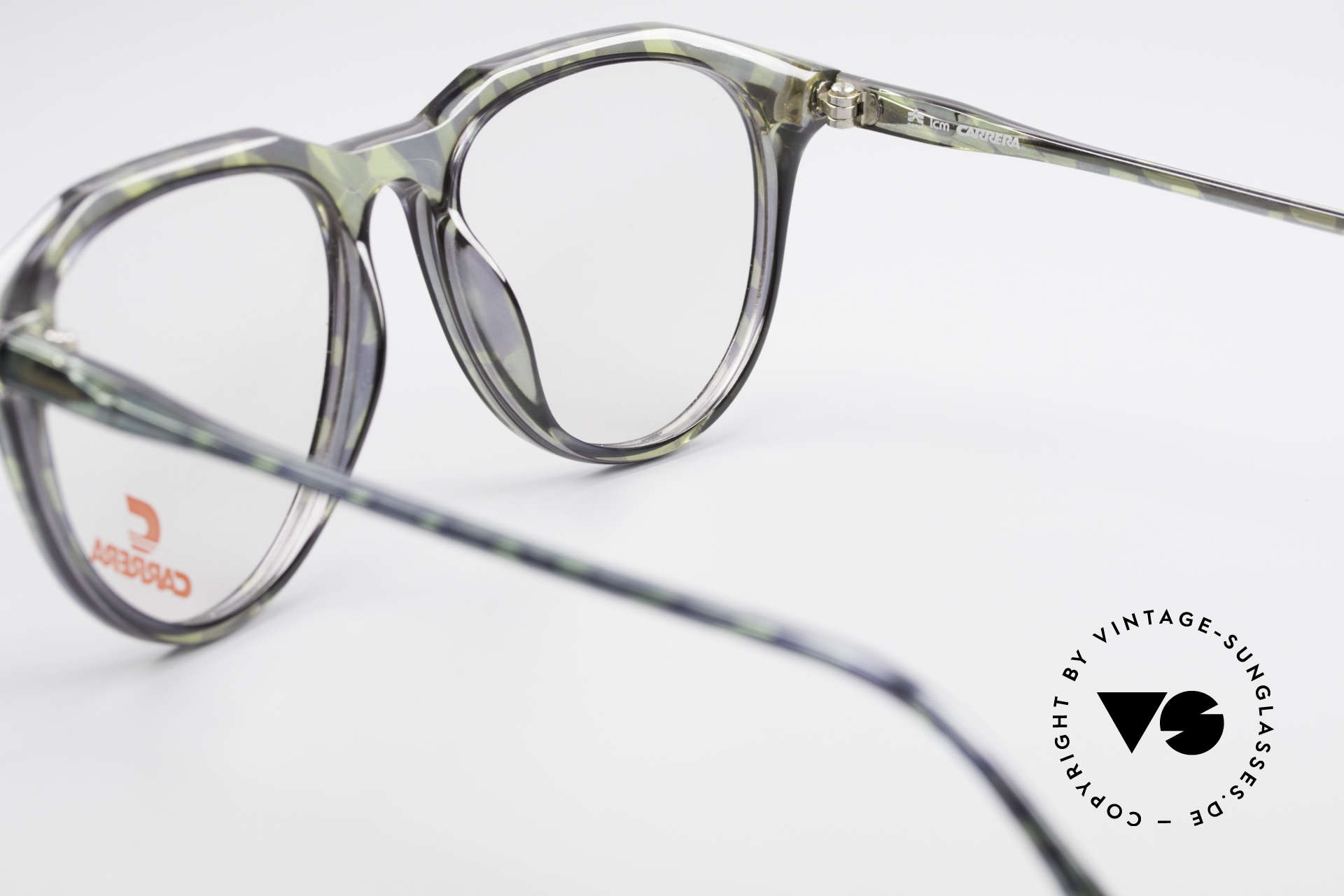 Carrera 5361 90's Optyl Panto Eyeglasses, the frame can be glazed with optical / sun lenses, Made for Men