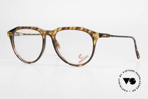 Carrera 5361 90's Optyl Eyeglasses Panto Details