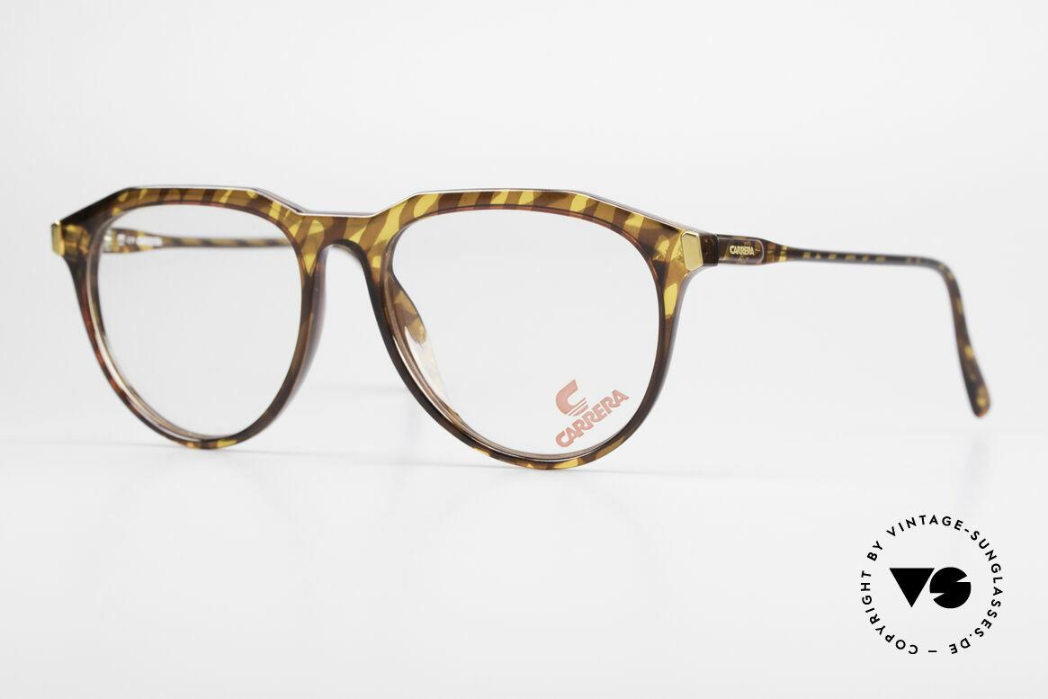 Carrera 5361 90's Optyl Eyeglasses Panto, vintage CARRERA panto eyeglasses from the 90's, Made for Men
