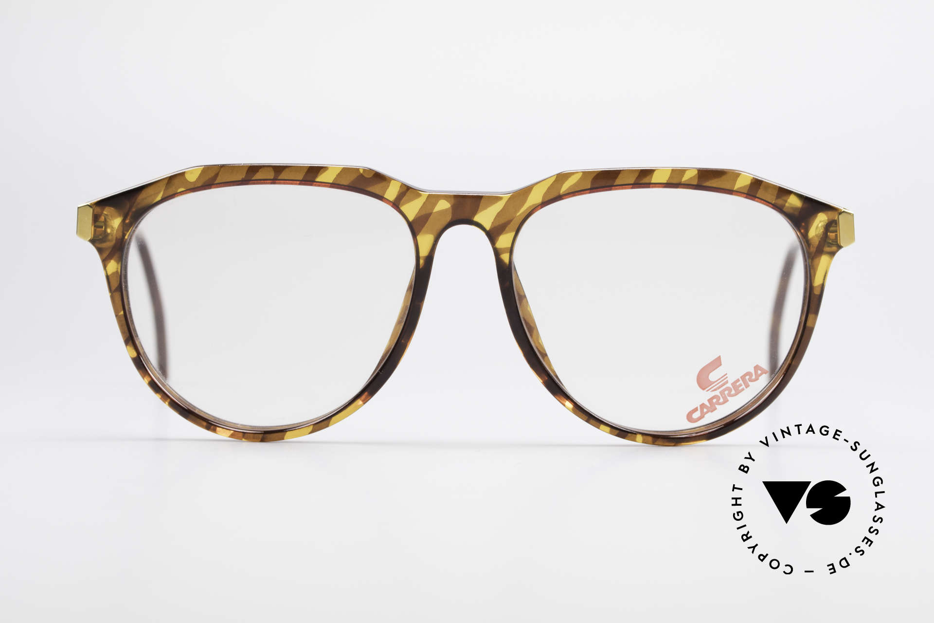 Carrera 5361 90's Optyl Eyeglasses Panto, high-end Optyl material frame; made in Germany, Made for Men