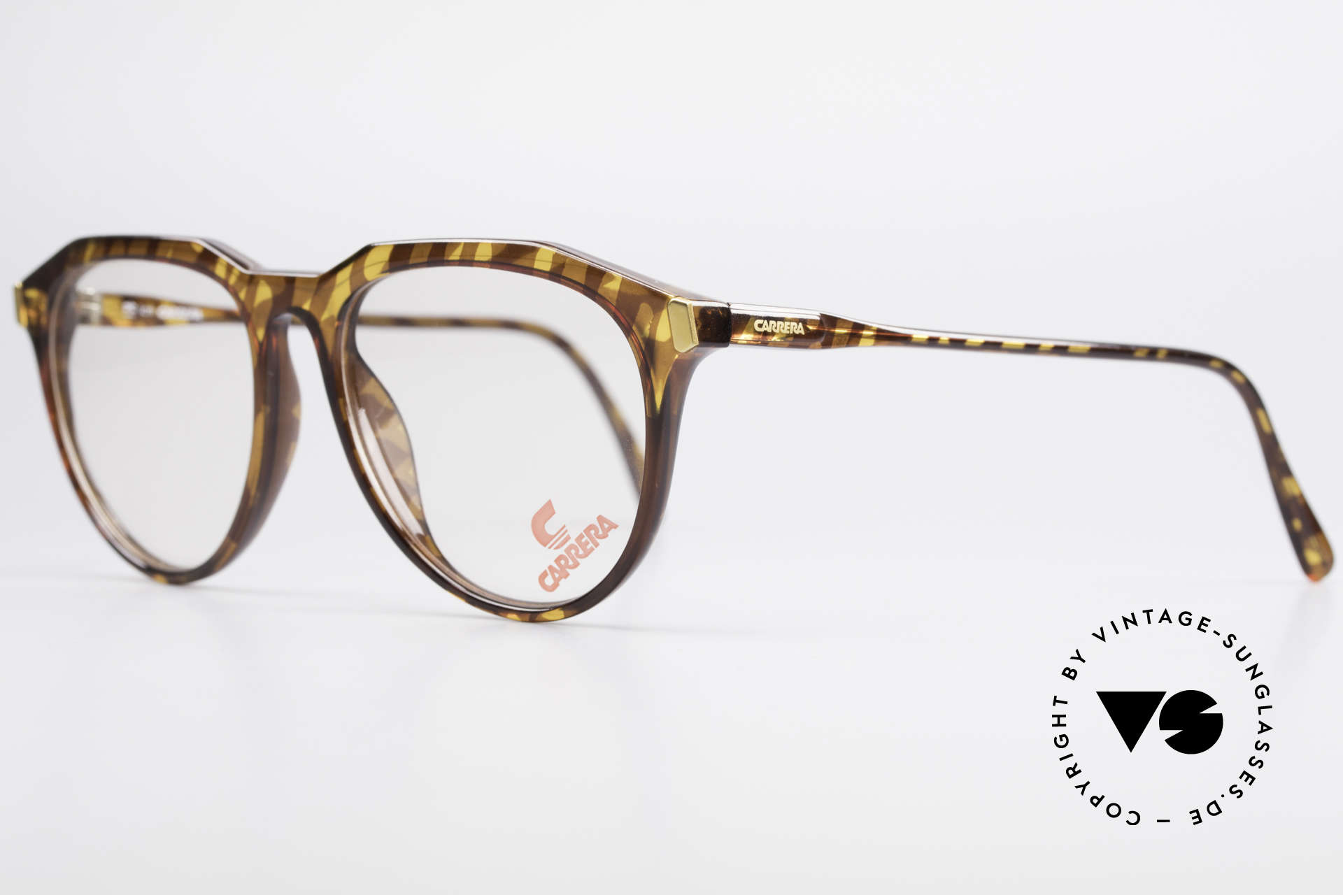 Carrera 5361 90's Optyl Eyeglasses Panto, lightweight & thus accordingly pleasant to wear, Made for Men