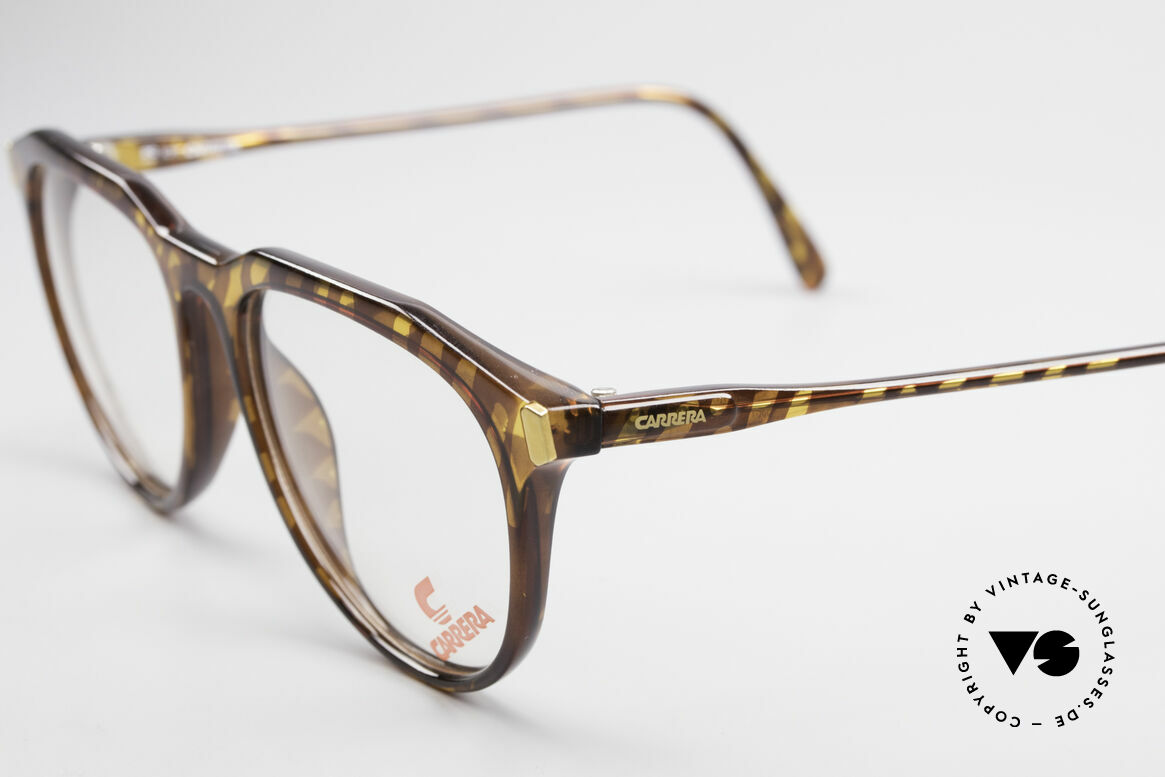 Carrera 5361 90's Optyl Eyeglasses Panto, incredible OPTYL material does not seem to age!, Made for Men