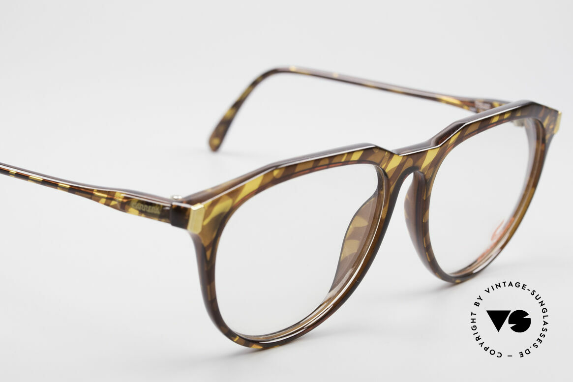 Carrera 5361 90's Optyl Eyeglasses Panto, NO RETRO; an unworn original + Movado pouch, Made for Men