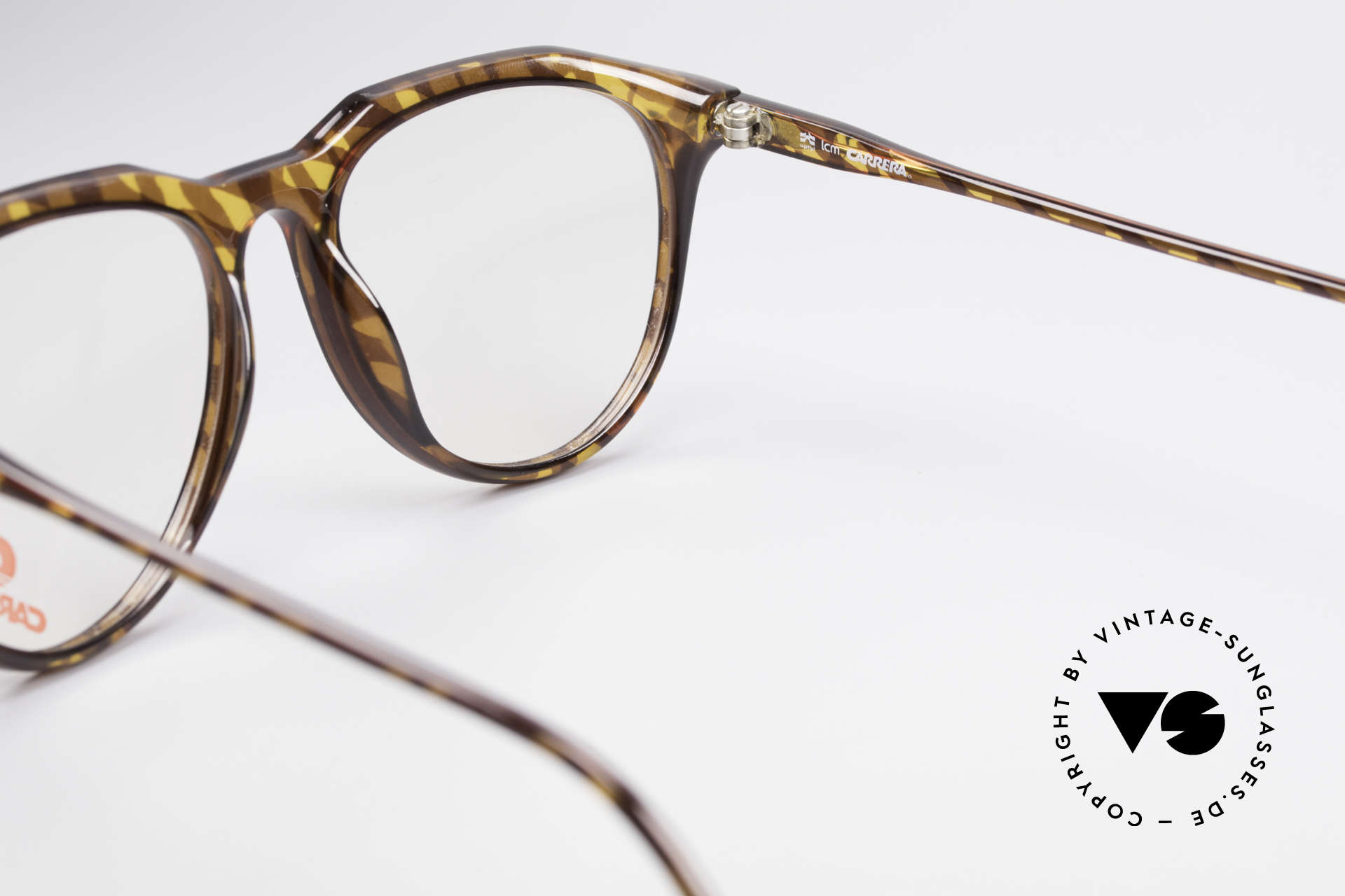 Carrera 5361 90's Optyl Eyeglasses Panto, the frame can be glazed with optical / sun lenses, Made for Men