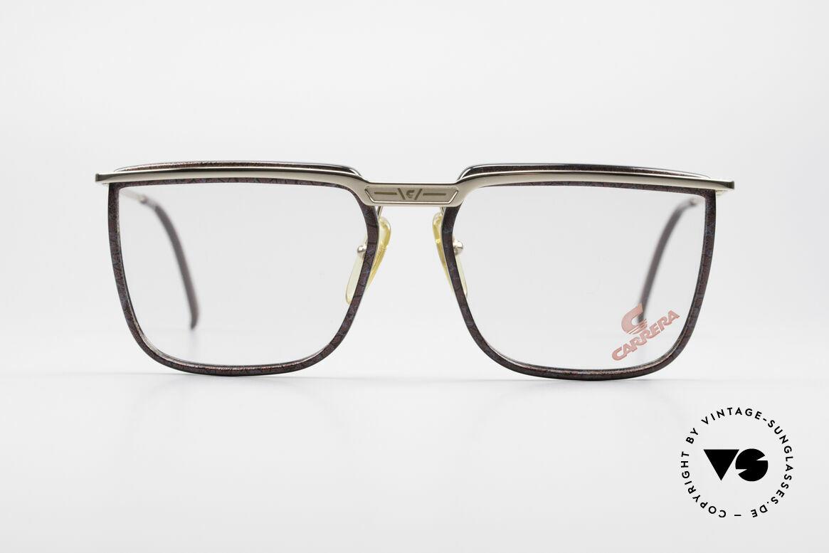 Carrera 5376 Square Vintage Carbon Frame
