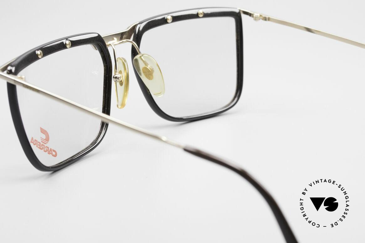 Carrera 5376 Square Vintage Carbon Frame, Size: medium, Made for Men