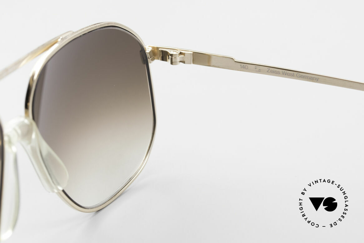 Zeiss 5906 Old 80's Quality Aviator Shades, Size: large, Made for Men