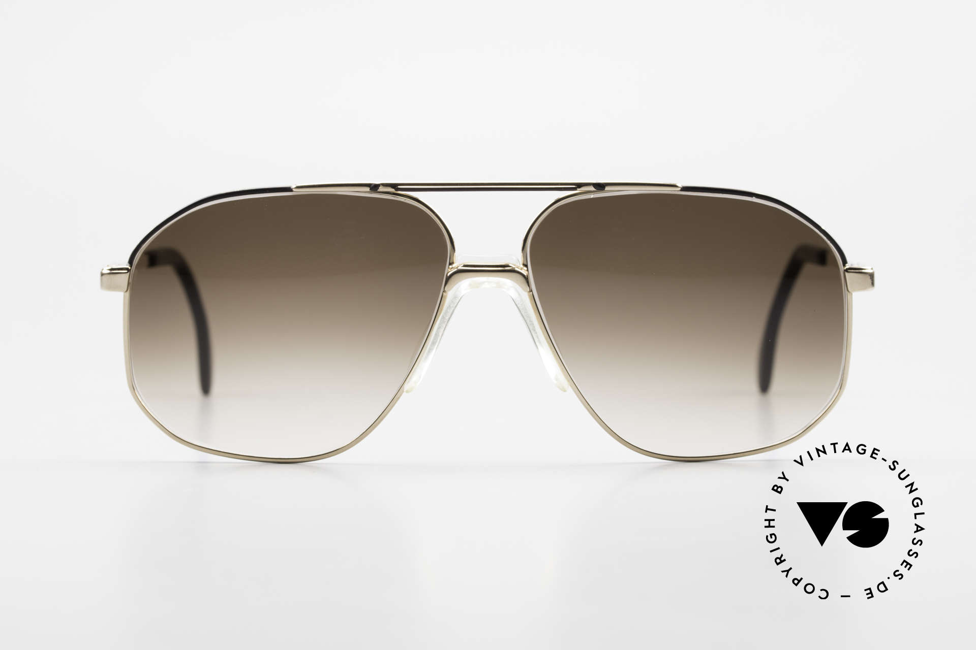 Zeiss 5906 Old 80's Quality Aviator Shades, top-notch 80's craftsmanship - You must feel this!, Made for Men