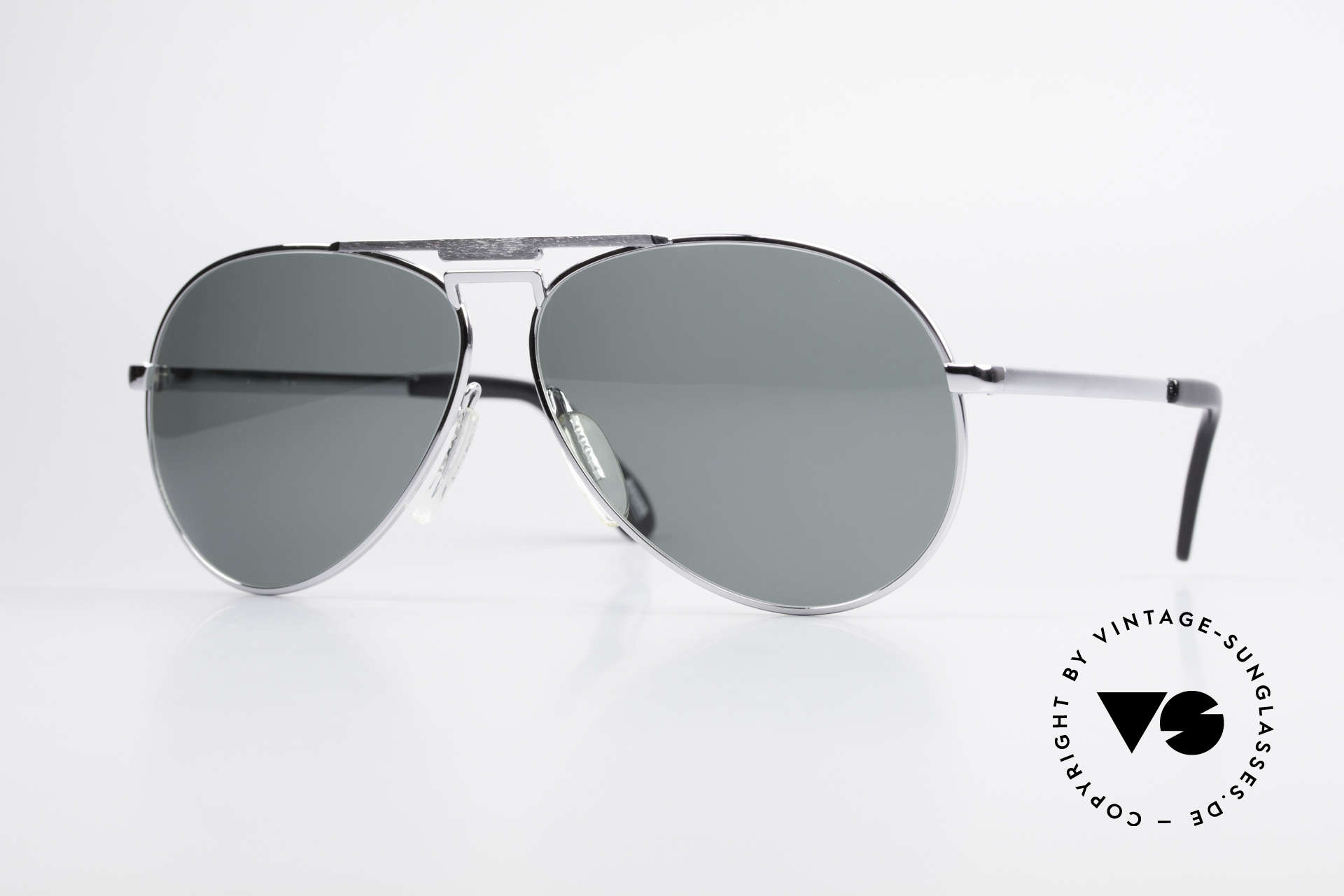 Zeiss 9075 XXL Vintage Men's Sunglasses, original Carl ZEISS sunglasses from the early 1980's, Made for Men
