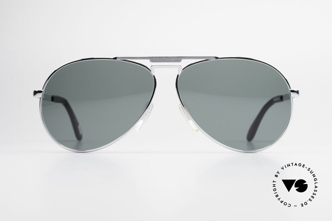 Zeiss 9075 XXL Vintage Men's Sunglasses, stalwart and durable frame; made in WEST GERMANY, Made for Men
