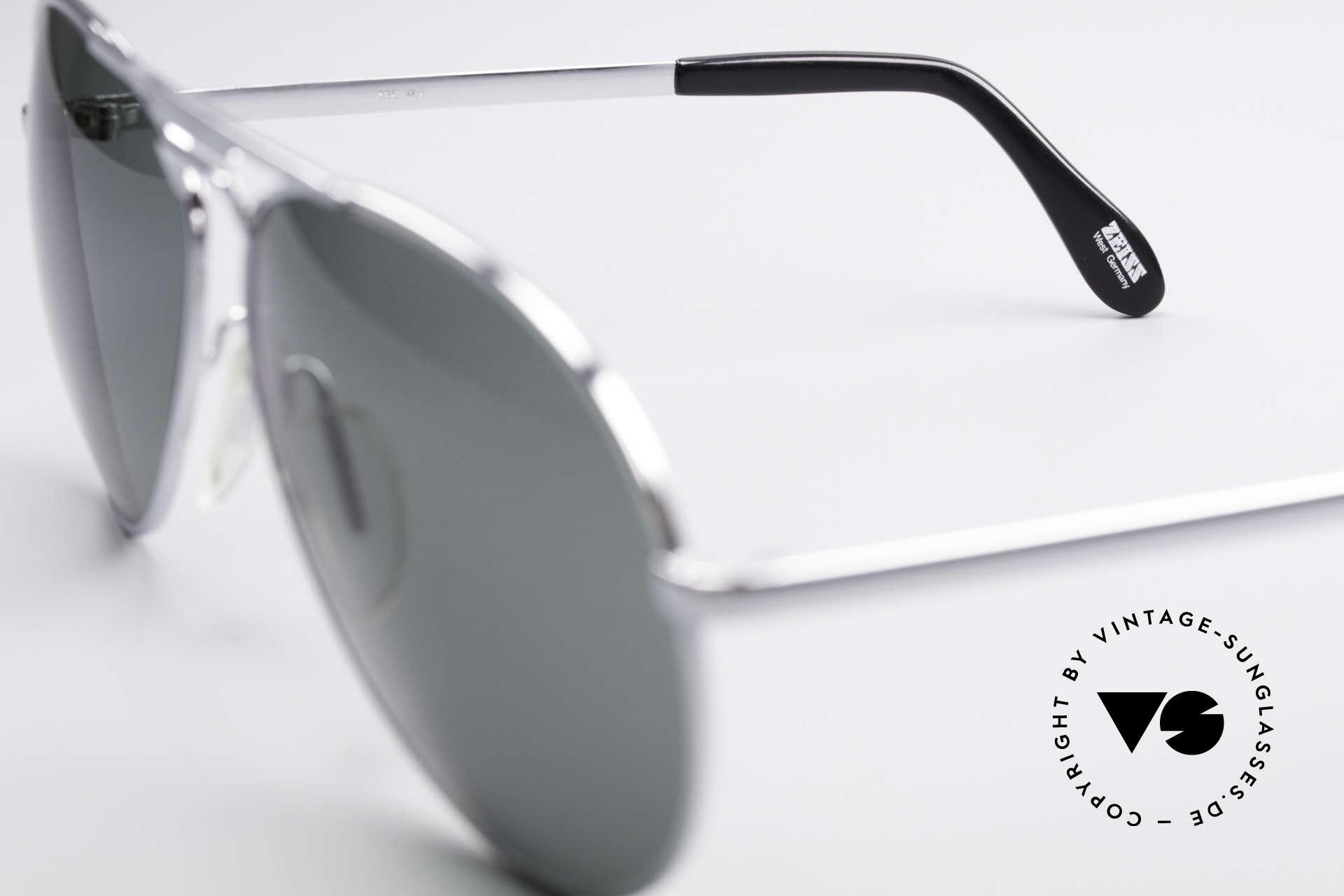 Zeiss 9075 XXL Vintage Men's Sunglasses, never worn (like all our vintage Carl Zeiss sunglasses), Made for Men