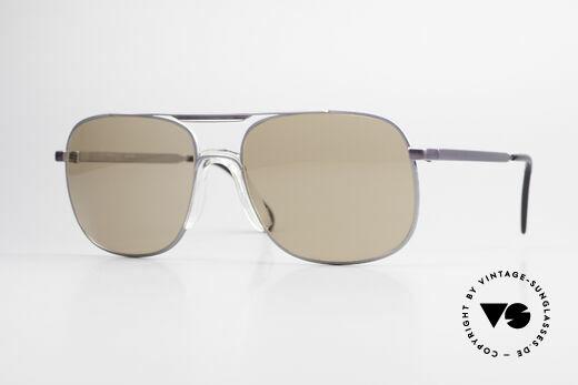 Zeiss 9311 Mineral Lenses 80s Sunglasses Details