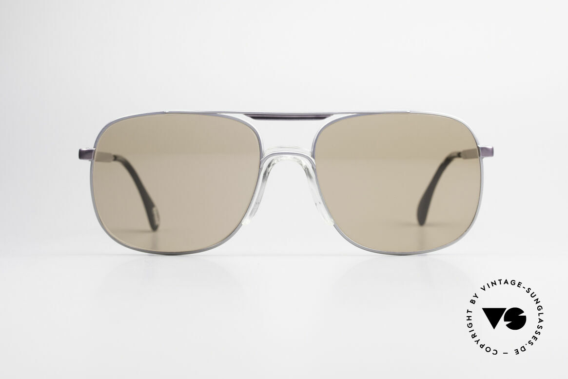 Zeiss 9311 Mineral Lenses 80s Sunglasses, outstanding craftsmanship - made in WEST GERMANY, Made for Men