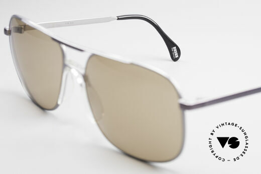 Zeiss 9311 Mineral Lenses 80s Sunglasses, unworn (like all our premium Zeiss vintage sunglasses), Made for Men