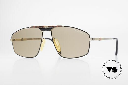 Zeiss 9925 Gentlemen's 80's Sunglasses Details