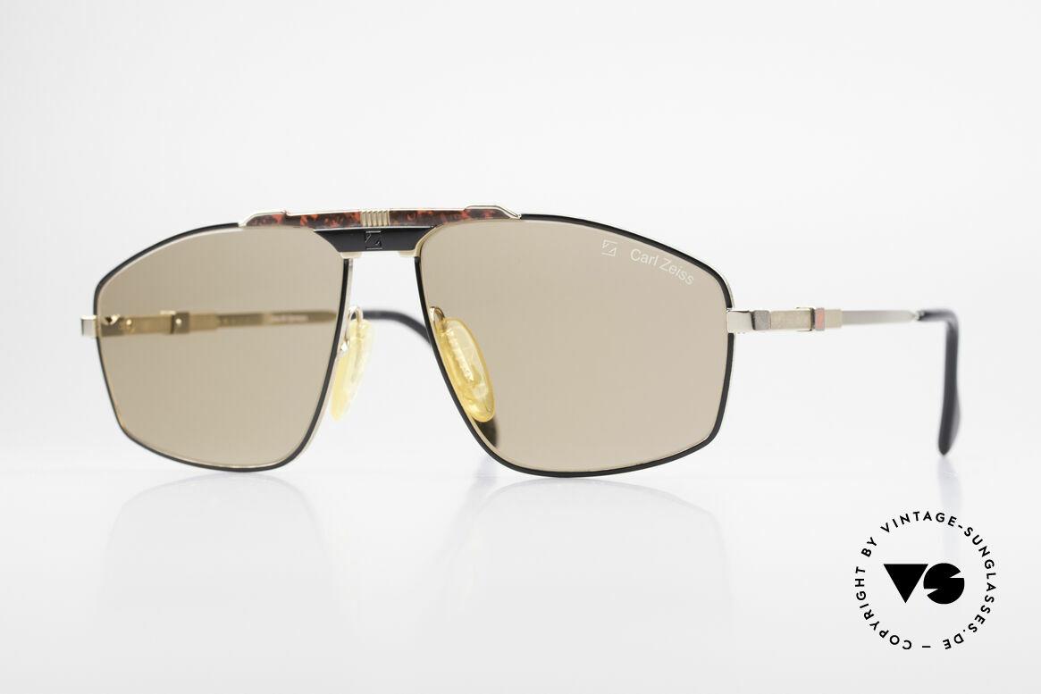 Zeiss 9925 Gentlemen's 80's Sunglasses, original 80's men's sunglasses by Zeiss, West Germany, Made for Men