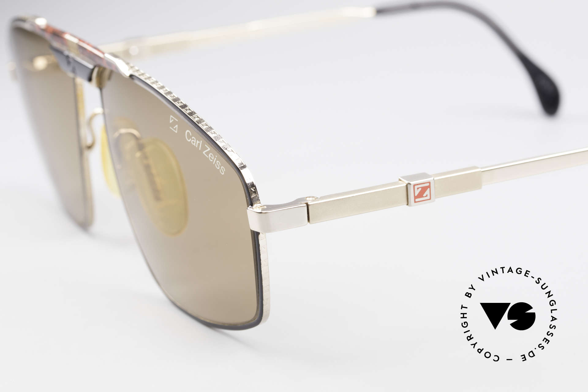 """Zeiss 9925 Gentlemen's 80's Sunglasses, a """"must have"""" for all lovers of quality (U must feel it!), Made for Men"""