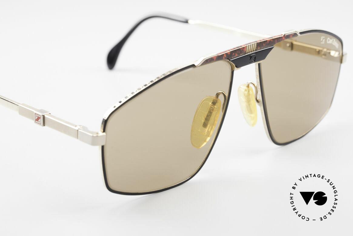 Zeiss 9925 Gentlemen's 80's Sunglasses, never worn (like all our vintage Zeiss 1980's eyewear), Made for Men
