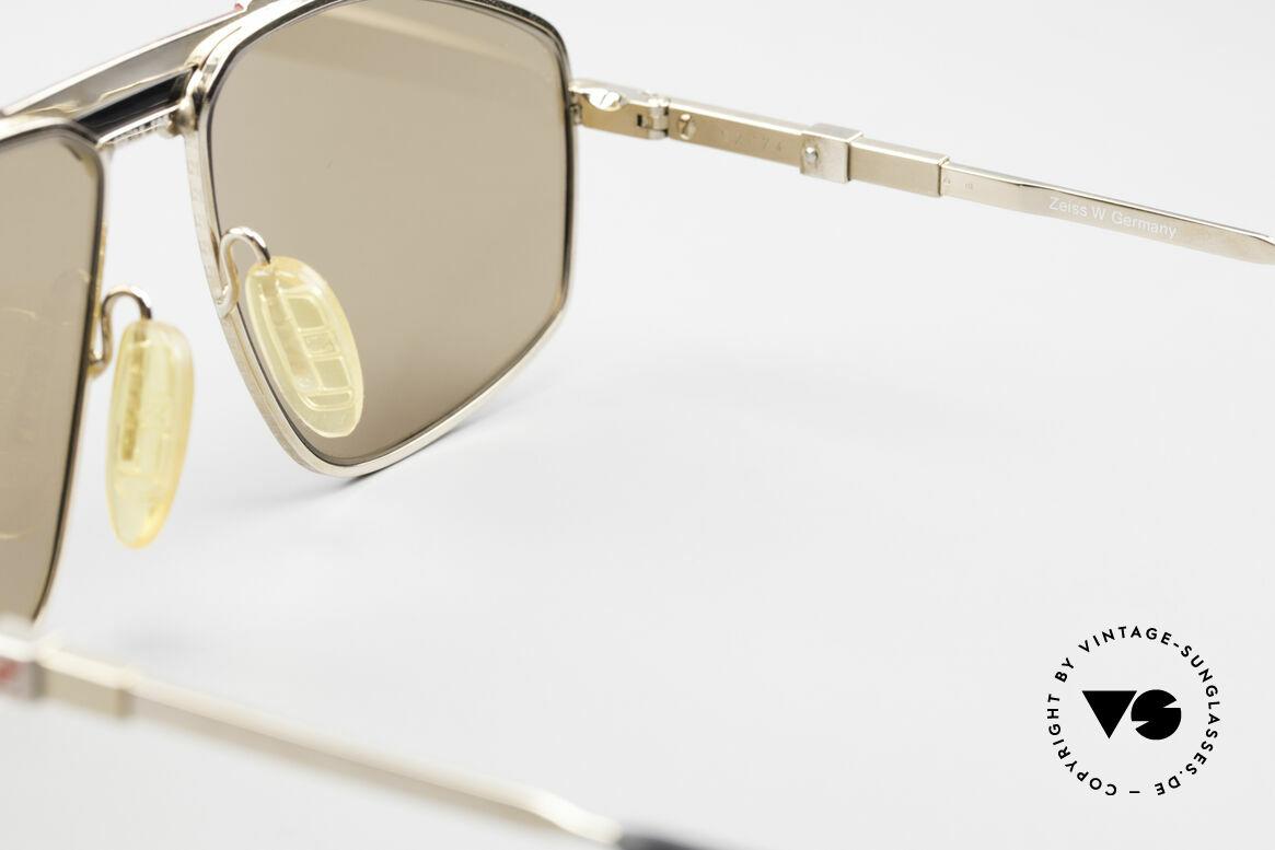 Zeiss 9925 Gentlemen's 80's Sunglasses