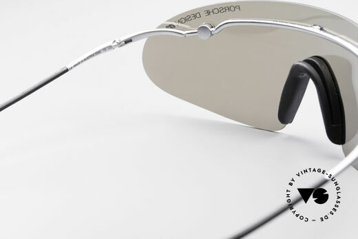 Porsche 5692 F09 Flat Shades Blue Mirrored, NO RETRO sunglasses, but a genuine unworn ORIGINAL, Made for Men