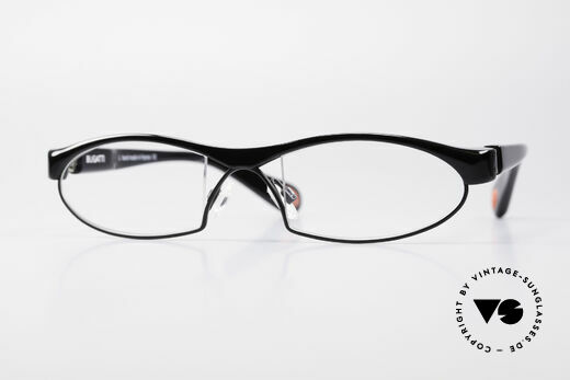 Bugatti 370 Odotype High-End Men's Designer Frame Details