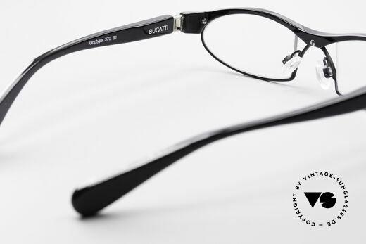 Bugatti 370 Odotype High-End Men's Designer Frame, frame is made for optical lenses / sun lenses, Made for Men