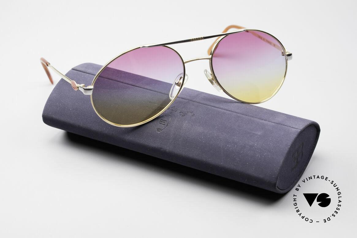 Bugatti 64320 Rare 80's Sunglasses Vintage, Size: large, Made for Men