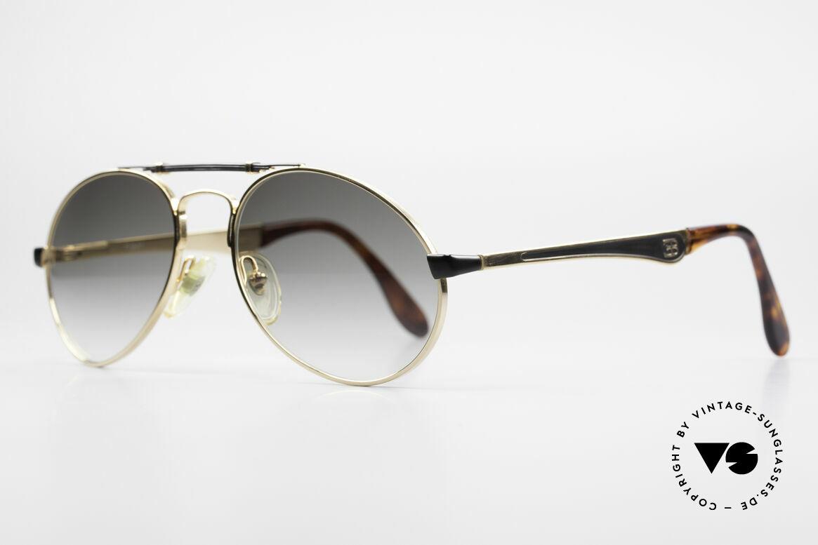 Bugatti 11941 80's Luxury Sunglasses Men