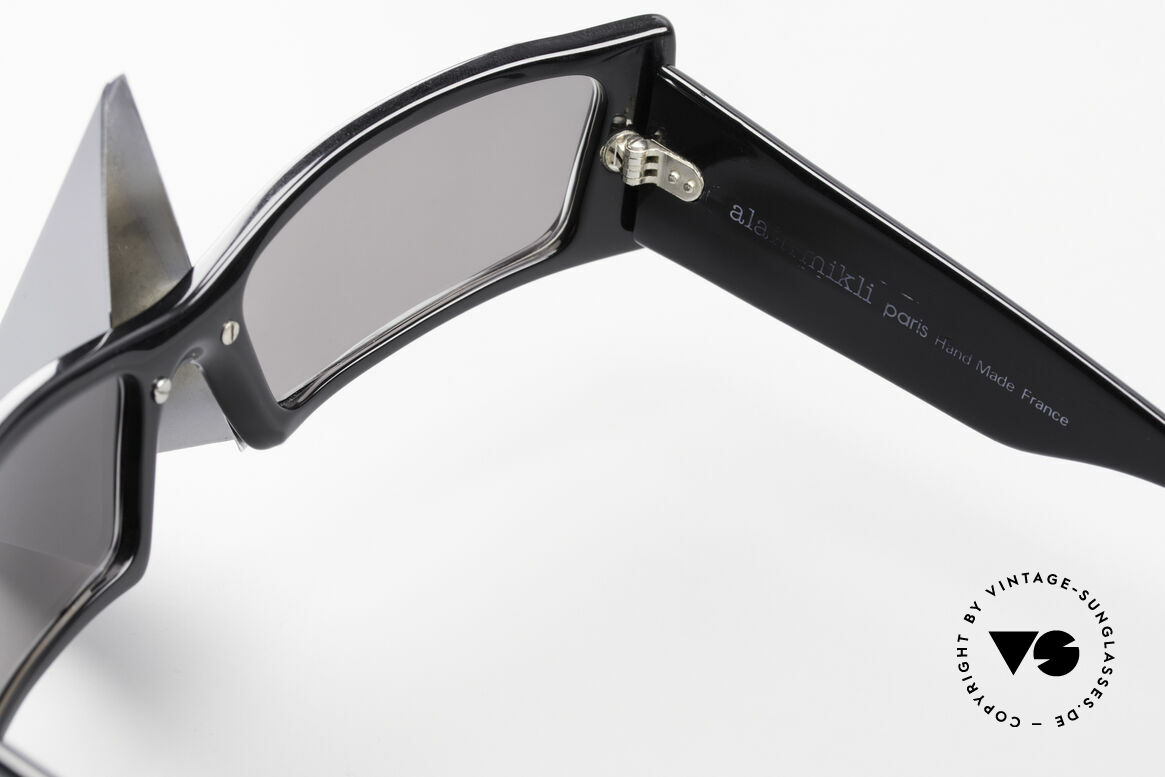 Alain Mikli NOSE 0136 Haute Couture Show Shades