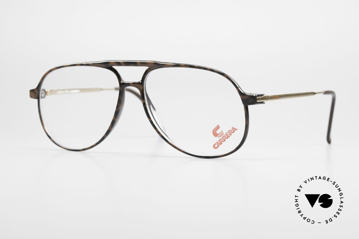 Carrera 5355 Carbon Fibre Vintage Frame, Carrera 5355 Carbon Fibre vintage 90's eyeglasses, Made for Men