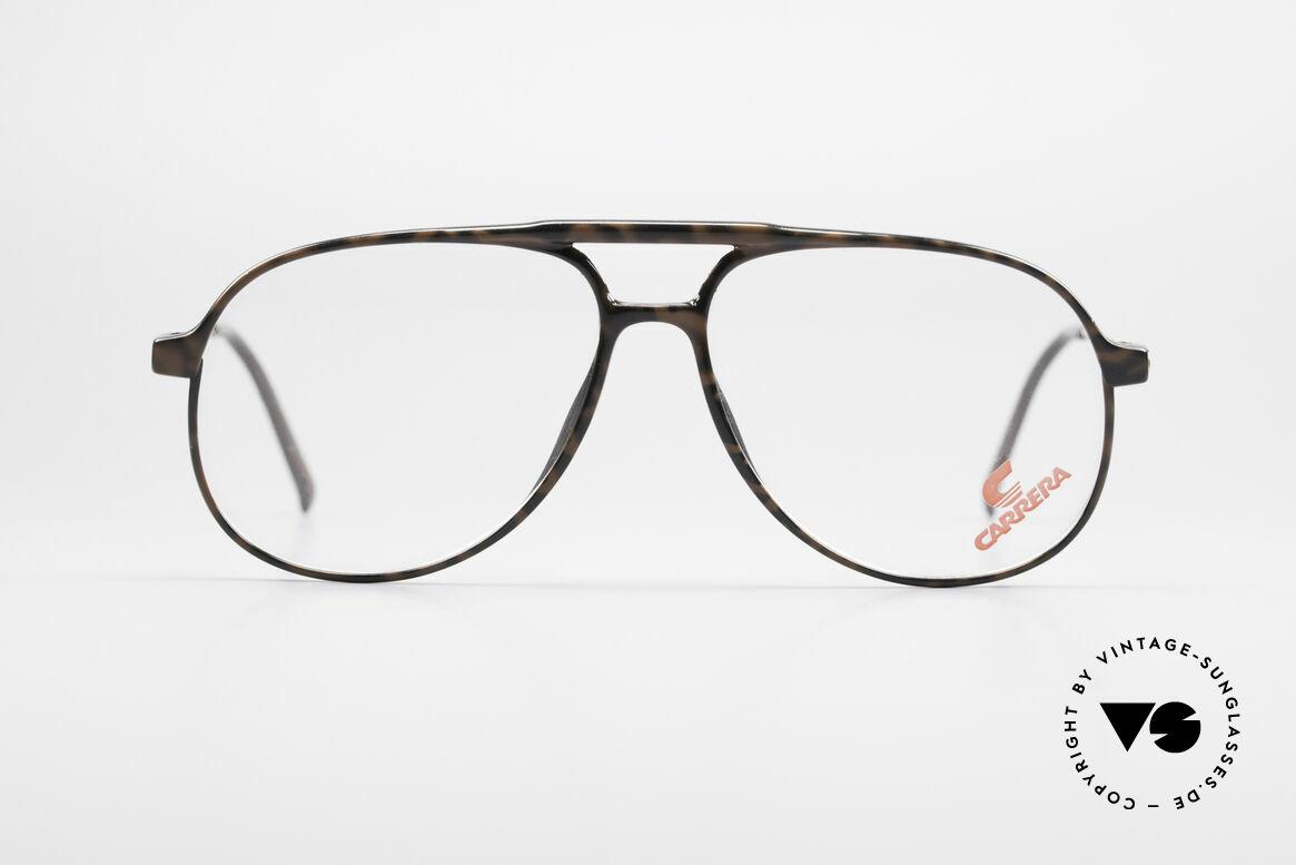Carrera 5355 Carbon Fibre Vintage Frame, frame front is made of Carbon Fibre (lightweight), Made for Men