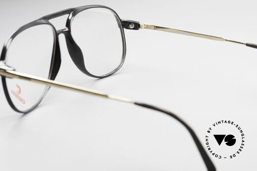 Carrera 5355 Carbon Fibre Vintage Frame, never worn; comes with a vintage pouch by Movado, Made for Men