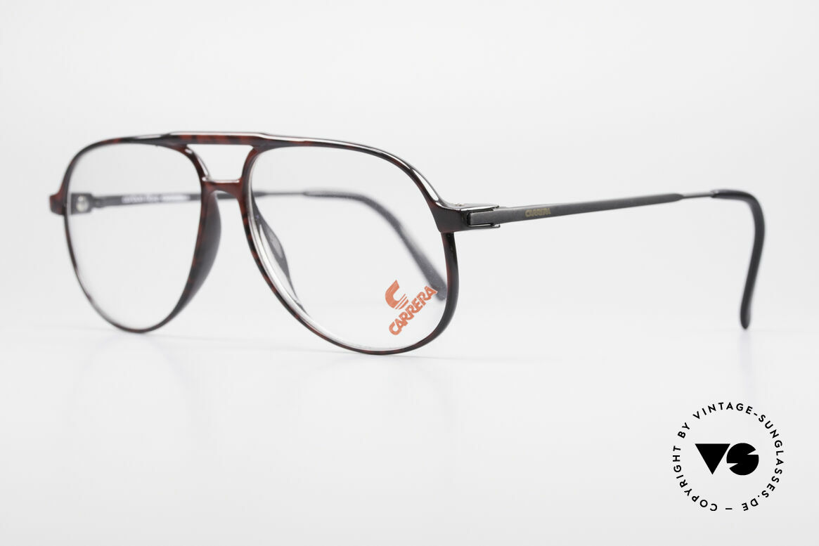 Carrera 5355 Carbon Fibre Aviator Frame, accordingly extremely comfortable to wear, TOP!, Made for Men