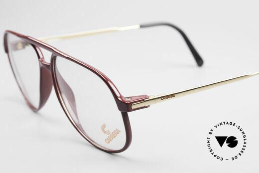 Carrera 5355 Carbon Fibre Aviator Glasses
