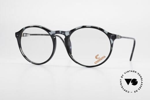 Carrera 5342 90's Big Panto Eyeglass-Frame Details
