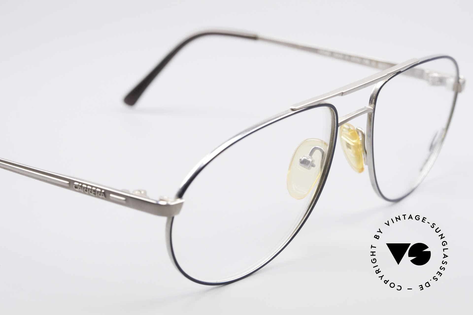 Carrera 5798 Titanium Vintage Eyeglasses, never worn (like all our rare vintage Carrera frames), Made for Men