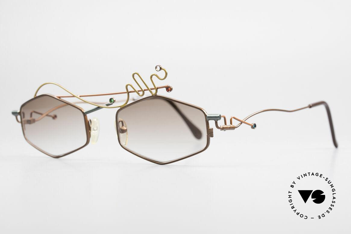 Casanova Autunno Fancy Limited 90's Sunglasses