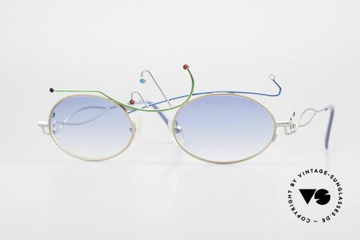 Casanova Primavera Limited 90's Sunglasses Fancy Details