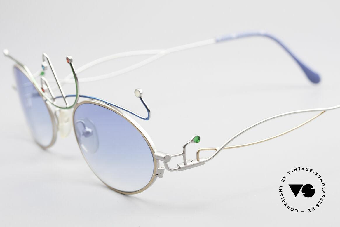 Casanova Primavera Limited 90's Sunglasses Fancy