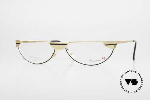 Casanova NM5 Gold Plated Reading Glasses Details